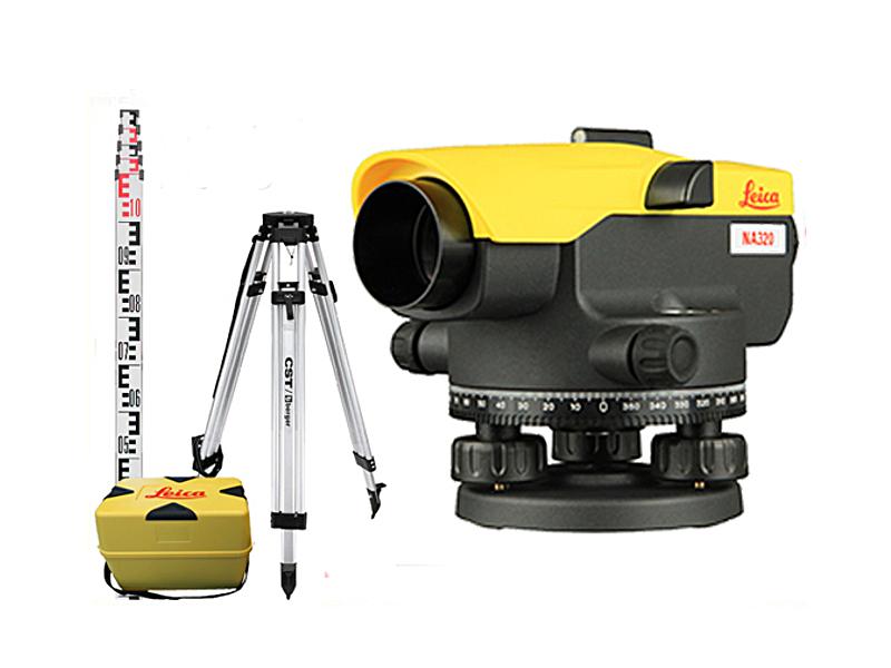 Optická úroveň Leica Jogger 32 Patch Patch 5m