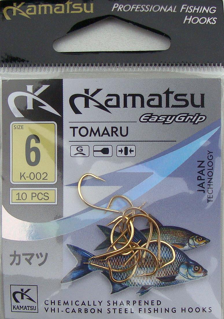 Kamatsu Háčiky pre chytanie bielej Fish 10 ks č.