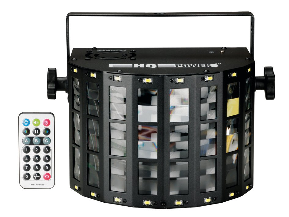 Effect Colorophone LED ASTAR III 12W RGBW + 8W Strobo