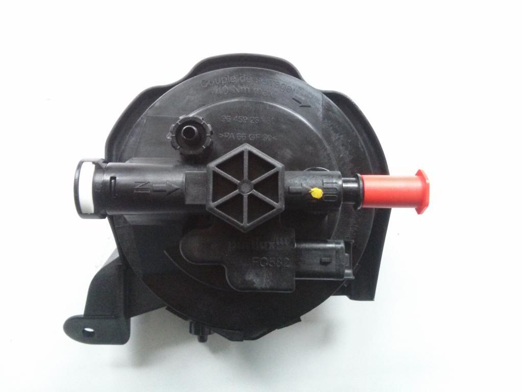 корпус фильтра топлива фильтр ford lancia fc582