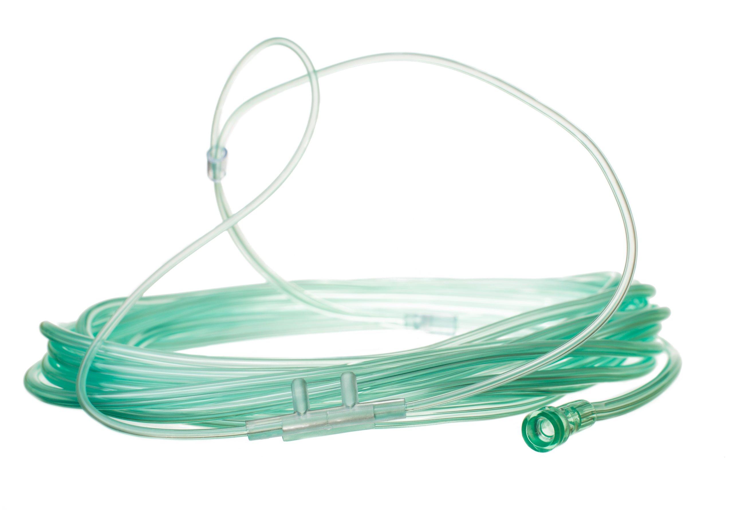 Dlhý fúzy kyslík katéter na kŕmenie kyslíka 7m