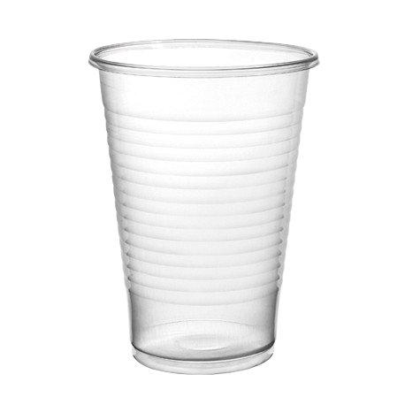 Кружки пластиковые 200мл 100шт одноразовые кружка