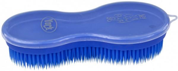 Plastová kefa MagicBox Blue Care