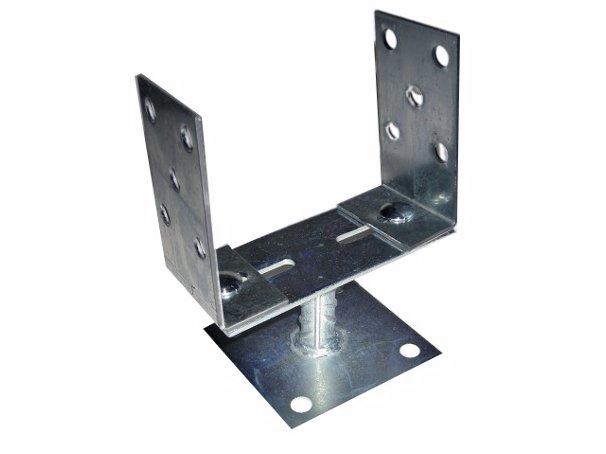 Konektor kotviaceho držiaka pole reg. 0-160 s nohou