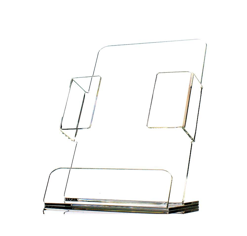 Item Stand for Leaflets A5 VERTICAL / Plexiglass / CHEAPER