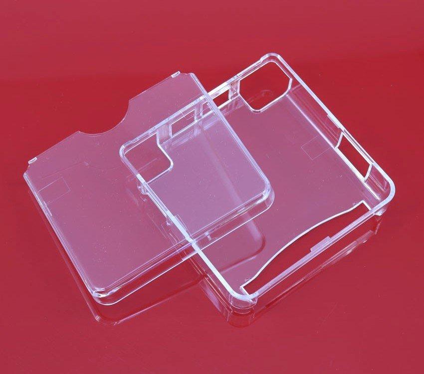 Crystal Case / Transparentné Pancer na GBA SP