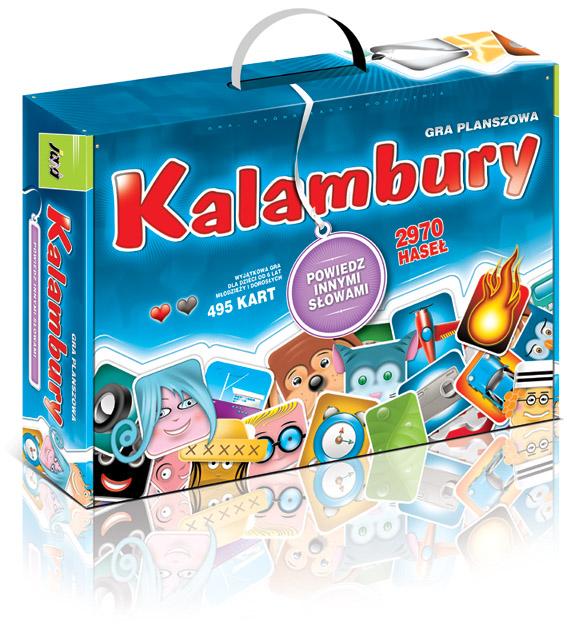 Kalambury - doska vzdelávacia hra - hit 2015