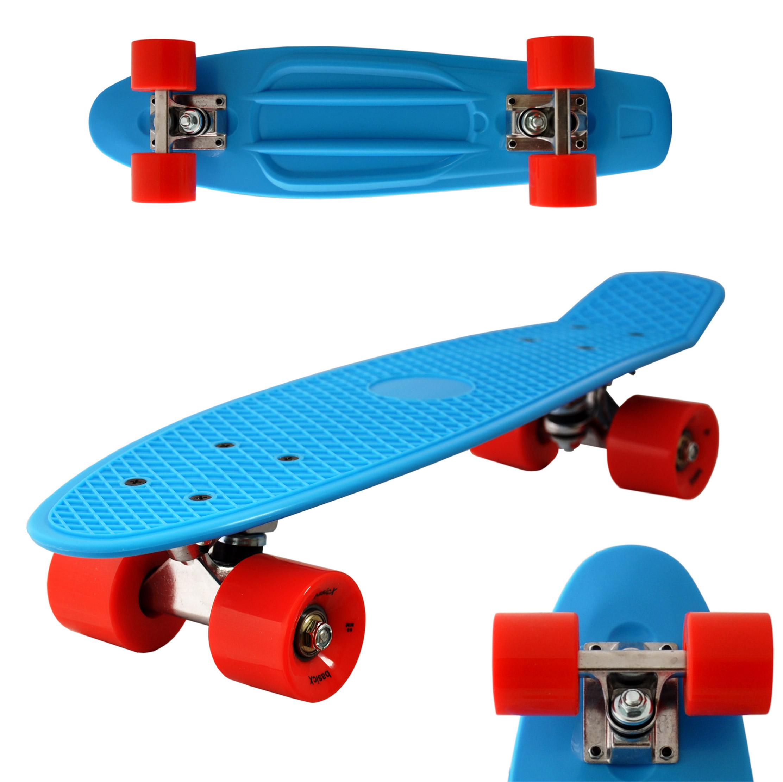 FISZKA skateboard PENNYBOARD značkovej gumy ABEC7