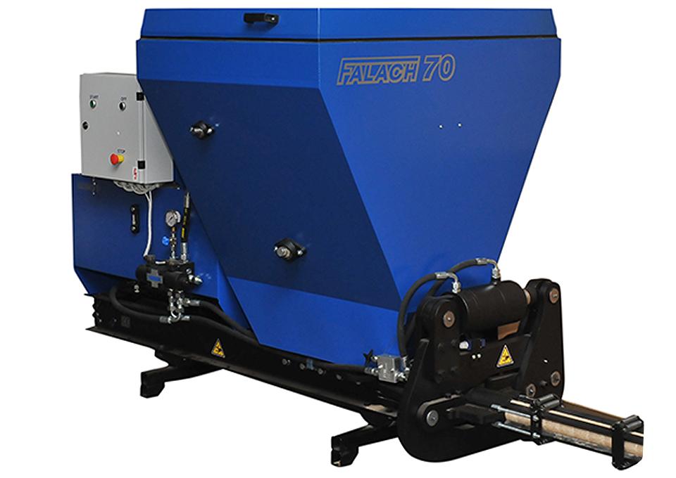 Piestový briketovací stroj 70 vlny EÚ 7,5 kW výroba