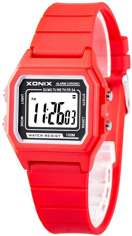 Dámske digitálne hodinky XONIX 10ATM RETRO OLDSCHOOL