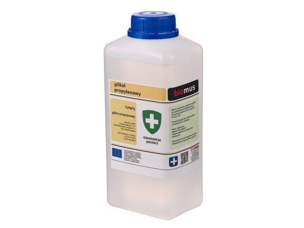 Пропиленгликоль чистый 99,9% BIOMUS 1Л