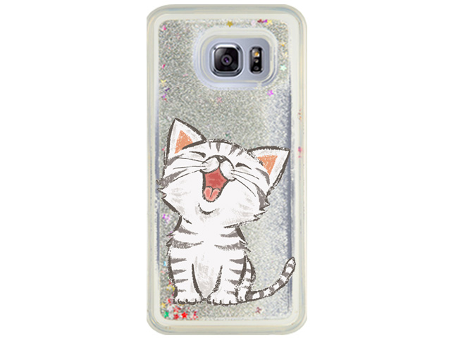 Etui Brokat na Samsung Galaxy S6 Edge Glitter