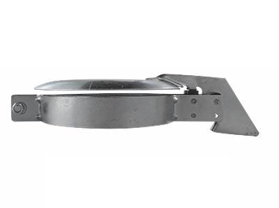 клапан глушителя выдохе оболочка 152mm zetor ursus