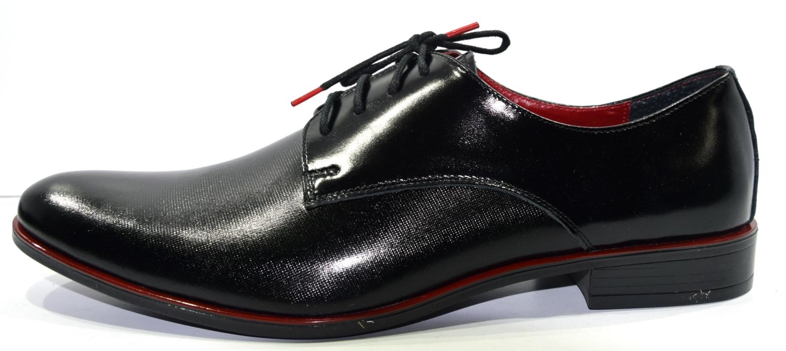 7ccccb8b929ca Obuwie męskie  pantofle Zadora czarne cz 560 (R.44 7210888371 - Allegro.pl