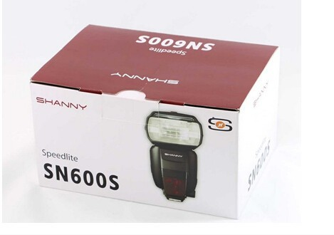 Shanny SN600 SN600s Lampa 12m Skrinka Záruka