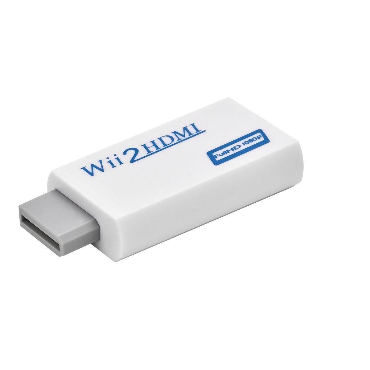 Wii Nintendo Adaptér Adaptér na HDMI + AUDIO