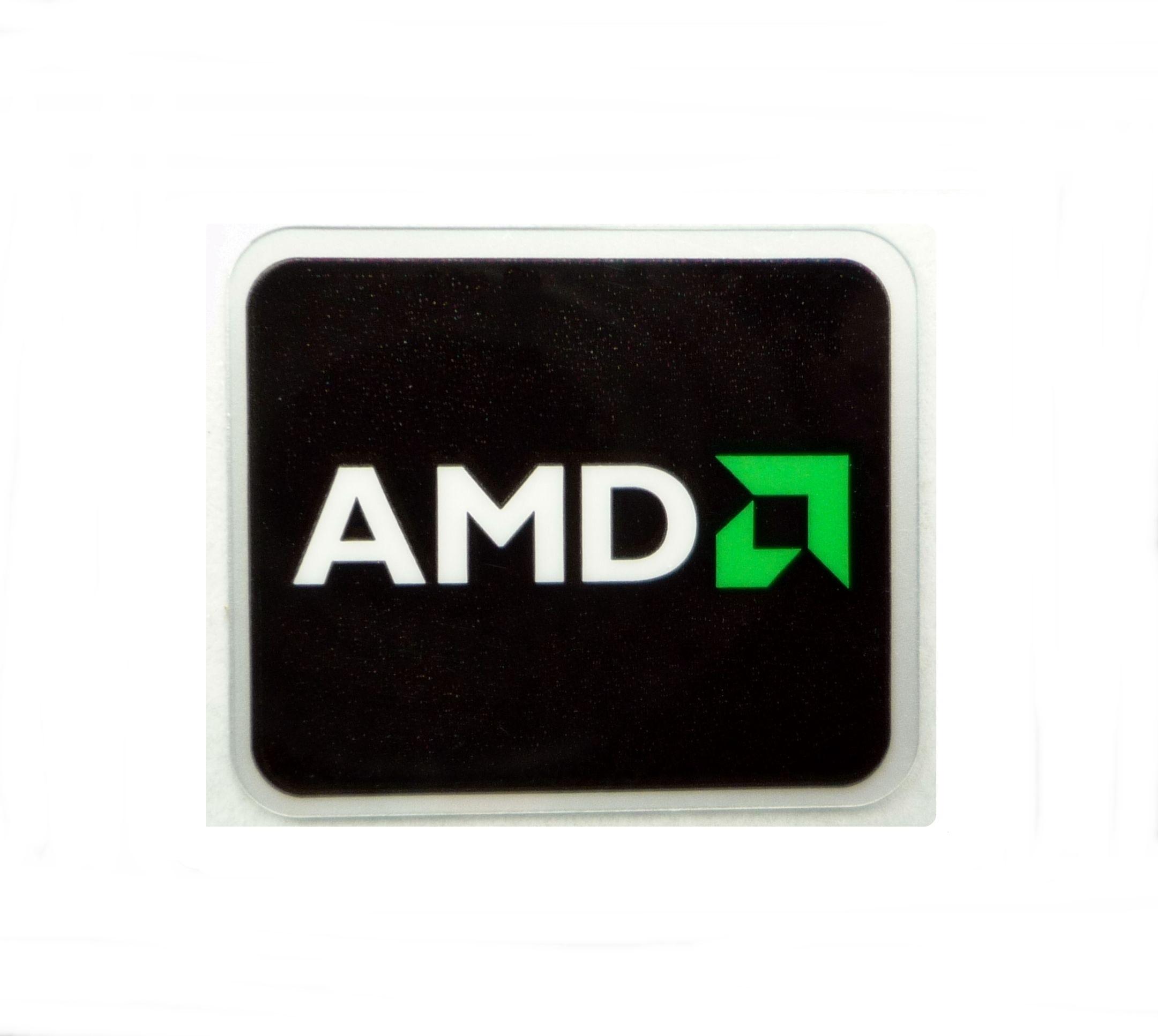 Купить 008 НАКЛЕЙКА AMD 19X16MM на Eurozakup - цены и фото - доставка из Польши и стран Европы в Украину.