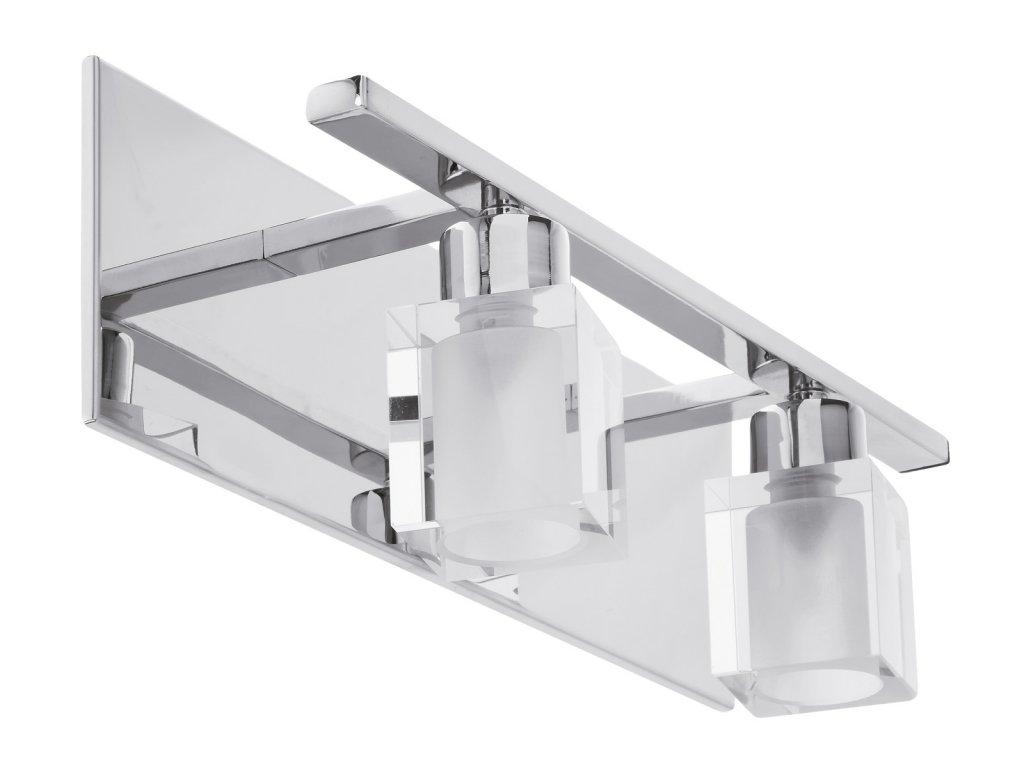 Nástenné svietidlo ARRAS SPOT Light 2 zrkadlo chrome łazien