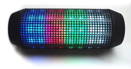 BLUETOOTH Q600 SPEAKER jbl + LED ЦВЕТА