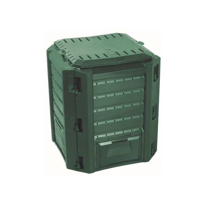 Composter 380L Zelený vylepšený model