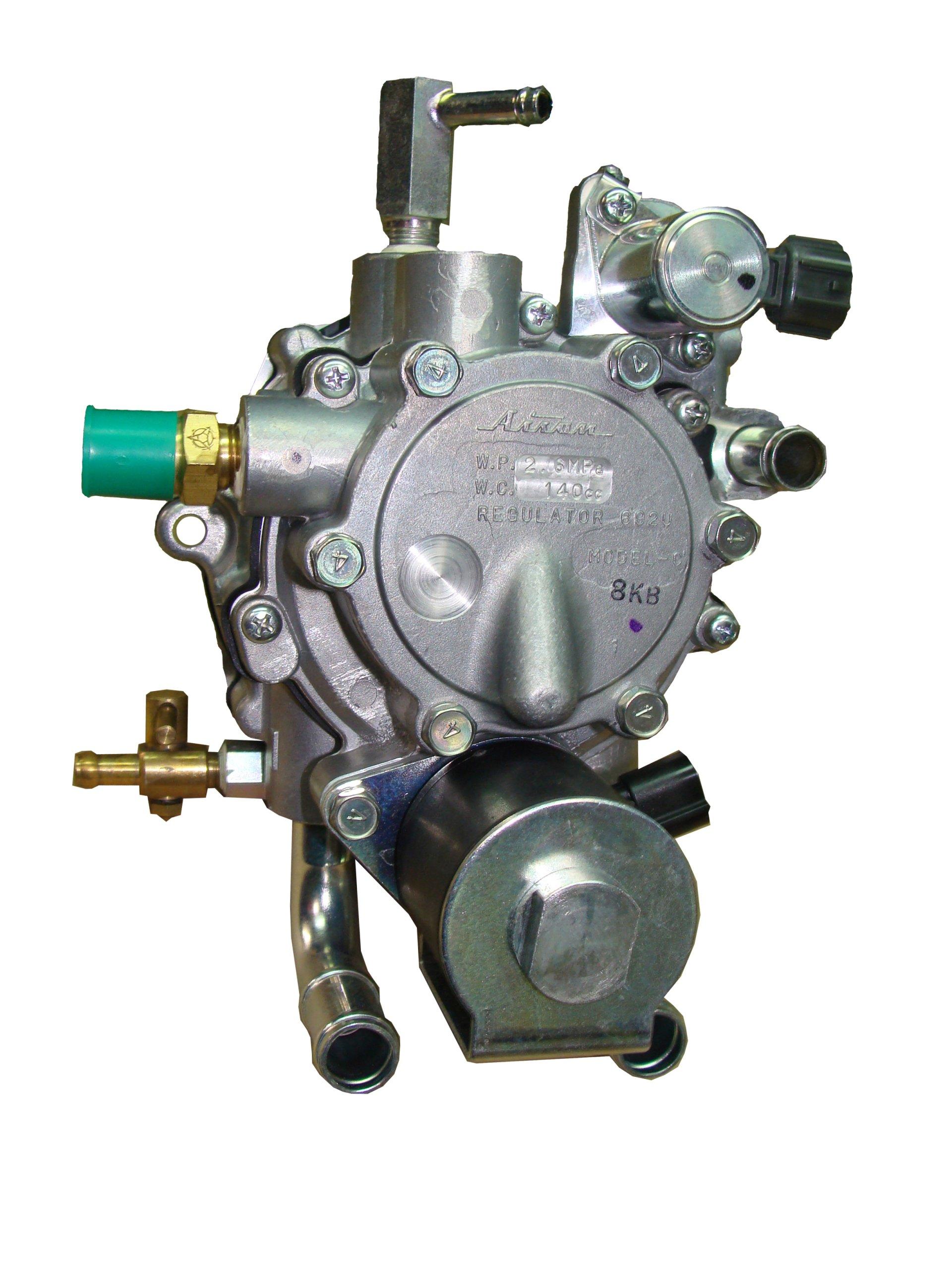 evaporator GAS traverse forklift TOYOTA AISAN C original