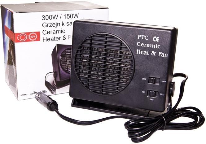 самый мощный обогреватель нагреватель 24v 350w