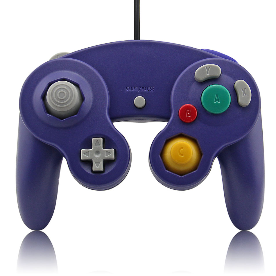 Item GameCube Controller Pad blue ! NEW !