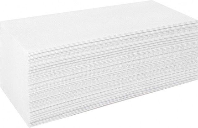 Бумажные полотенца ZZ белые 100% целлюлоза 4000szt