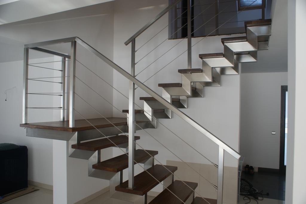 Gelender- Balustrady / Лестницы / Конструкции из нержавеющей стали
