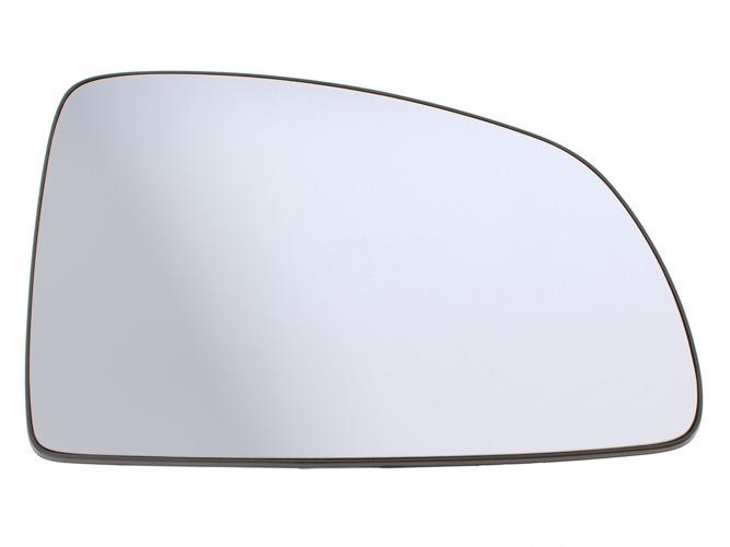 вклад зеркала с подогревом прав к opel meriva a 03-