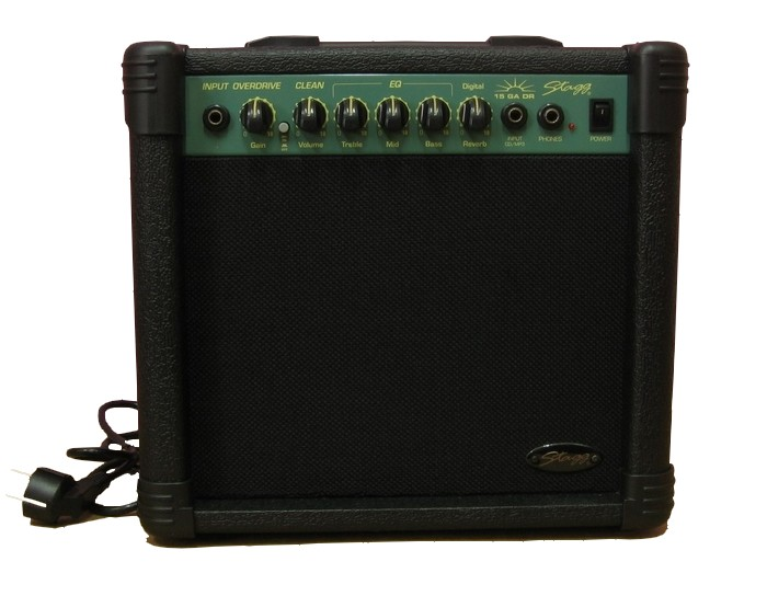 = 40W = Sporák Combo Acoustic Guitar - Electric