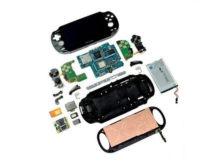 PS VITA Service Oprava LCD obrazovky Analógový kábel atď.