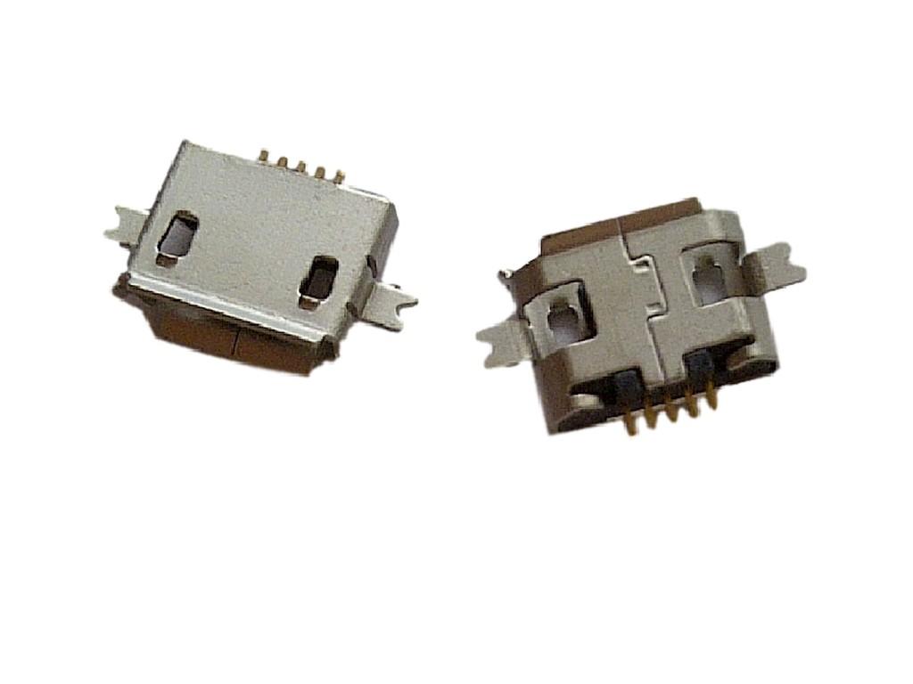 Micro USB ZTE OPPO SAMSUNG 2PIN 10 mm