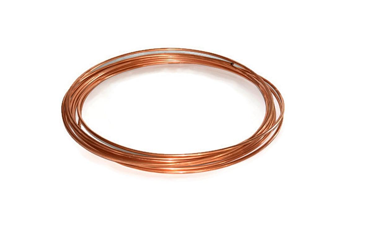 5m + 10 наконечников кабель тормозная система трубка медная