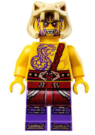 LEGO NINJAGO: CHOPE NJO138 | KLOCUS24 |
