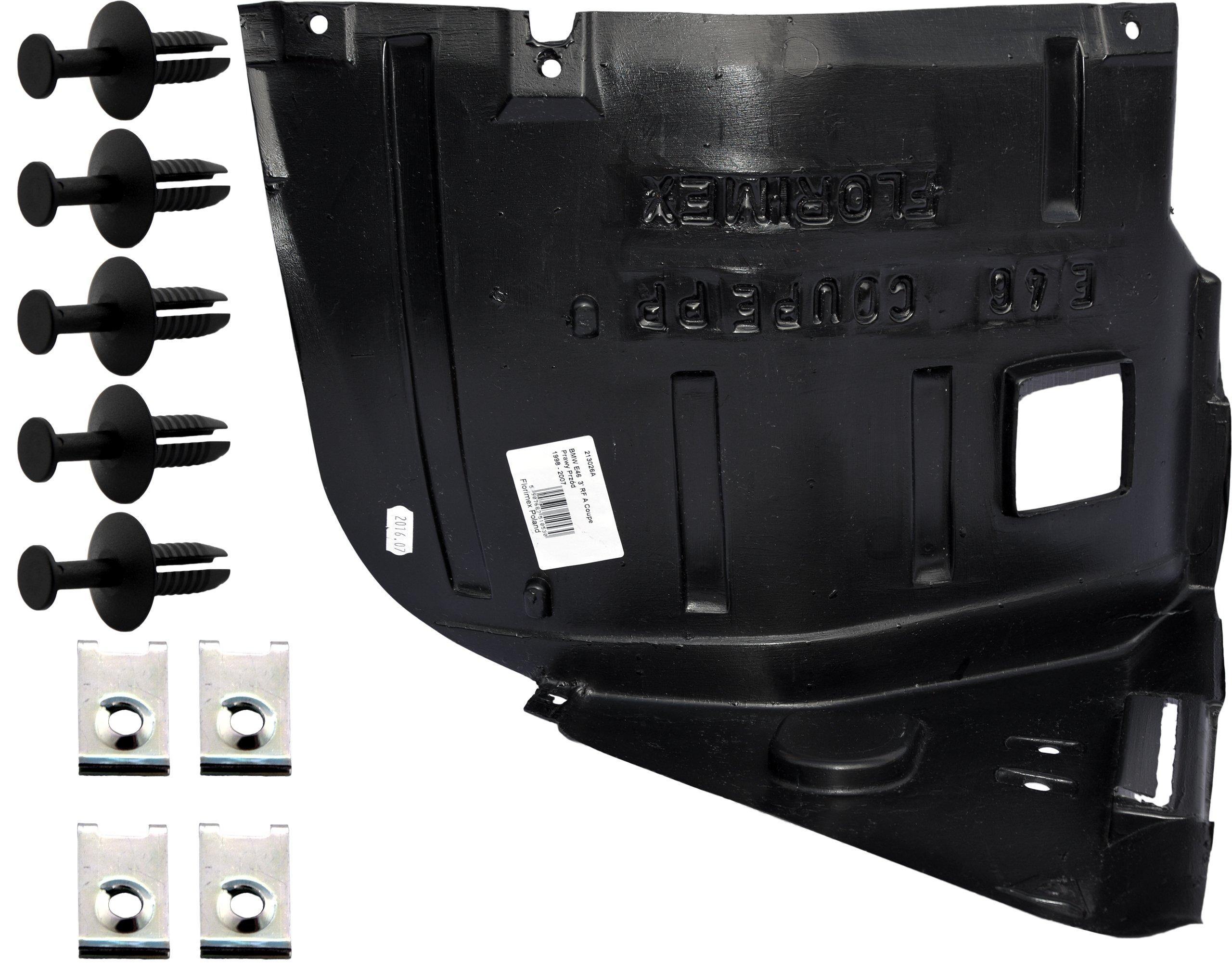 bmw e46 e-46 купе m пакет локер колесной арки колесные арки запонки