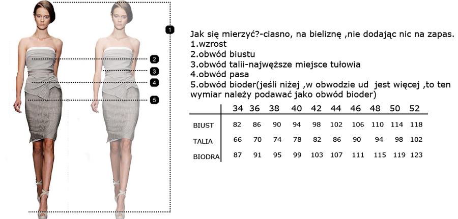 CAMILL 214 kremowa sukienka rozm.36 WYSYŁKA 24H
