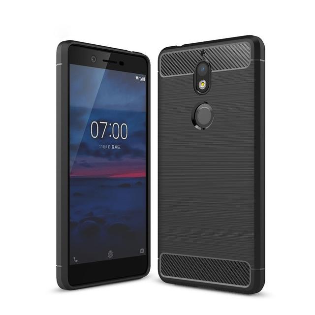 Etui Obudowa Pokrowiec Do Nokia 7 Tpu + Szkło