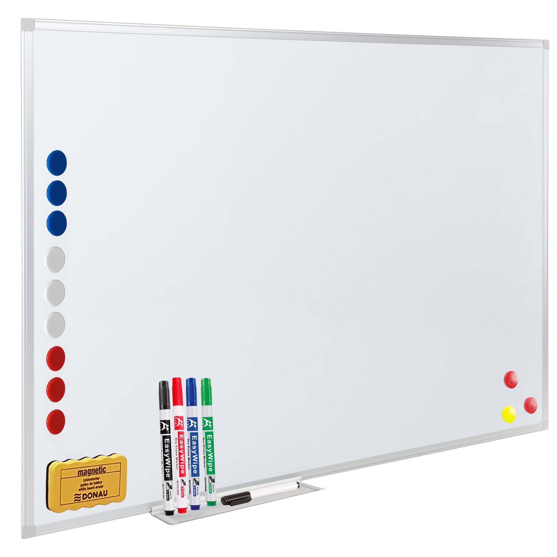 Item WHITE magnetic BOARD with backlight 120x90 cm