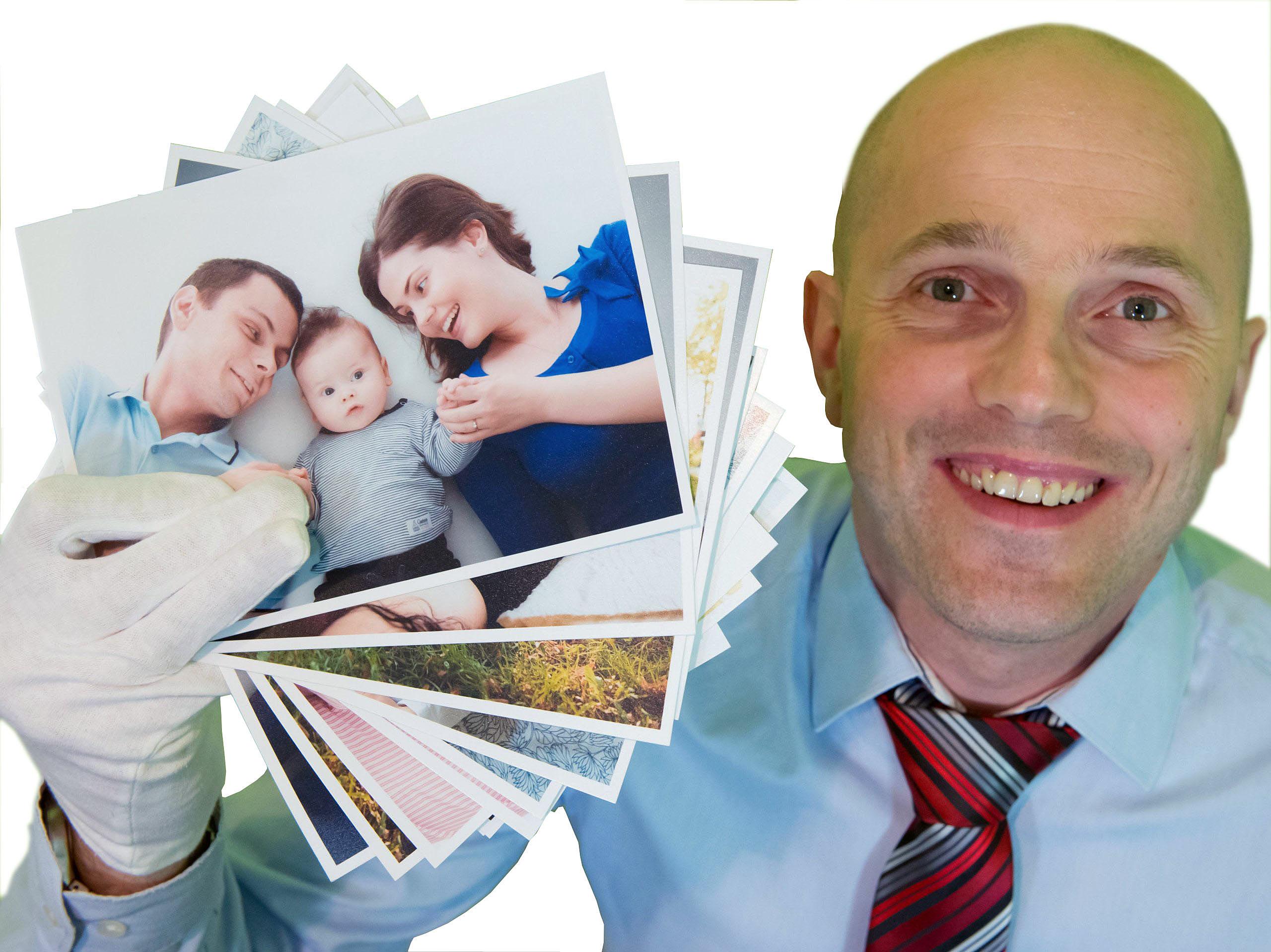 Item Call photos 1000 PCs 10x15 print