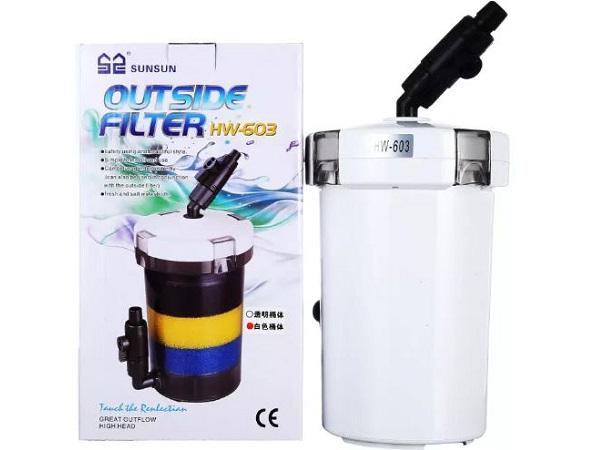 PREDBEŽNÉ VONKAJŠÍ filter HW-602A 1,5 L