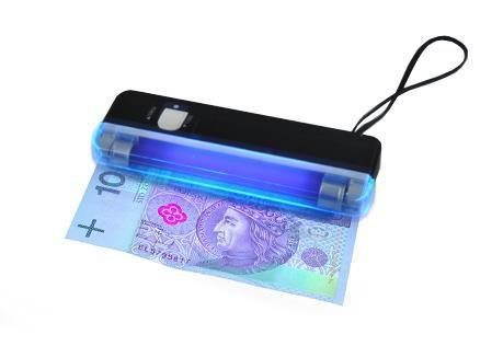 Item BANKNOTE TESTER UV LAMP UV