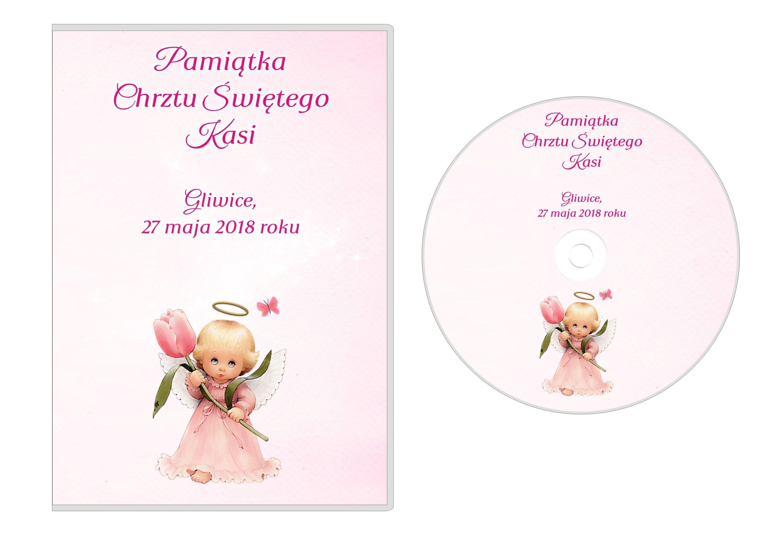 DVD + BOX - suvenír Svätého krstu
