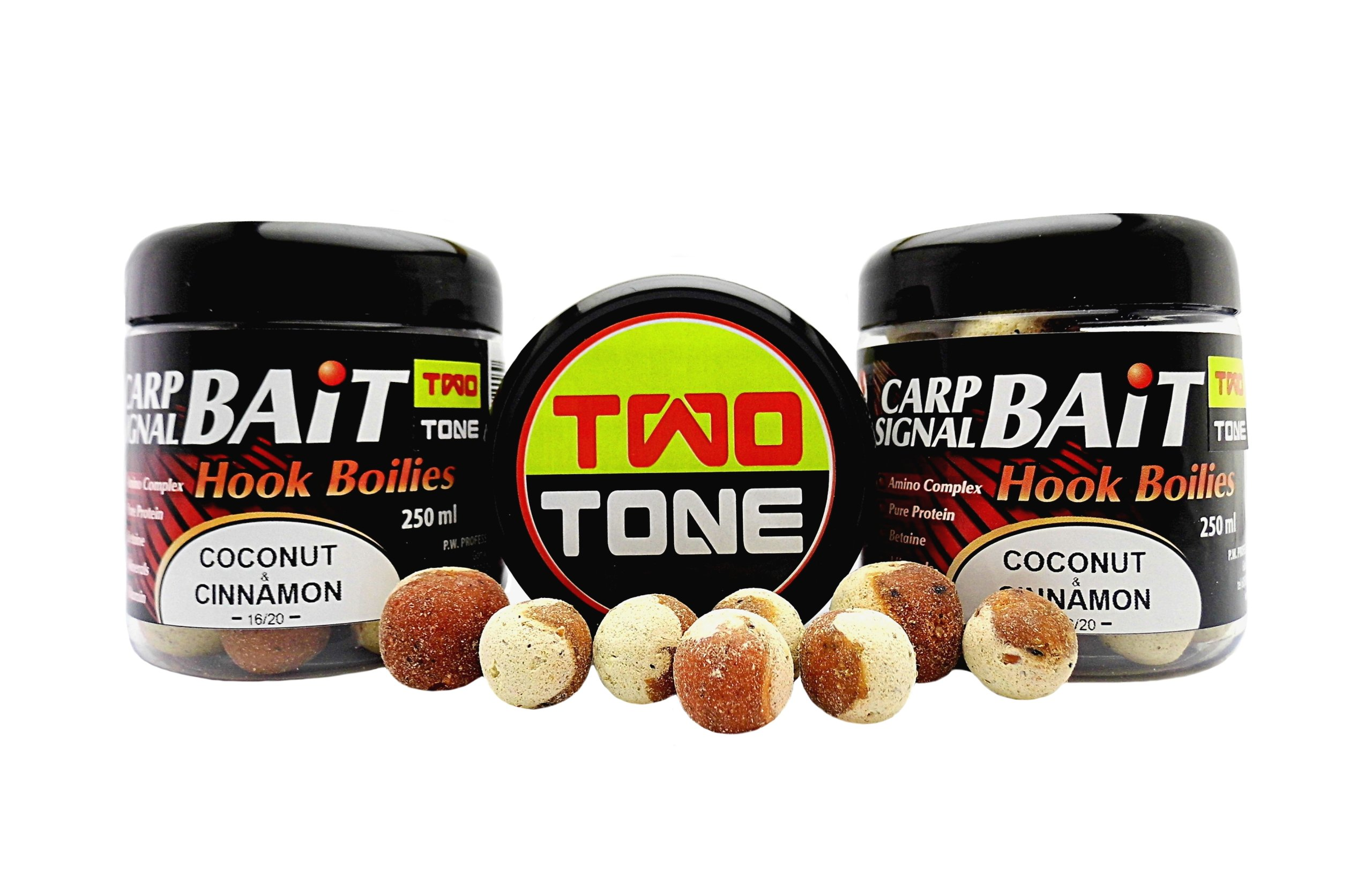 Profes - Two Tone Balls - Coconut & Cinnamon