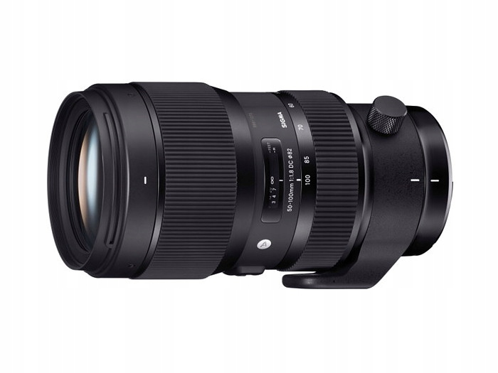 Item SIGMA 50-100 mm f/1.8 DC HSM ART CANON - NOWY!!!