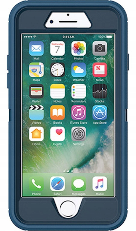 OtterBox Defender etui iPhone 8/iPhone 7 (Blue)