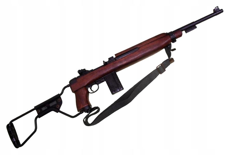 Karabinek M1a1 Carbine Para Ii Wojna Replika Denix 5045178380 Allegro Pl