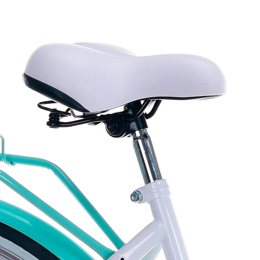 Dámsky mestský bicykel 28 GRACJA s 3 prevodmi holandského modelu Grace
