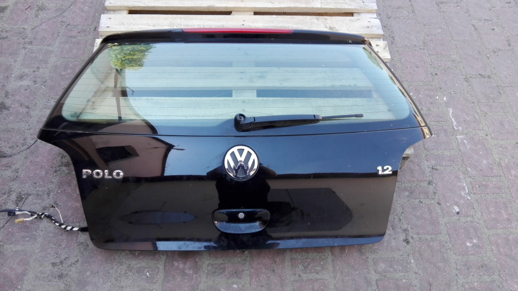 Picture of 198 VW POLO 9N TRUNK TRUNK FULL SET
