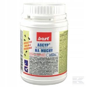 Liek Ascyp insekticíd granuly, 500g muchy